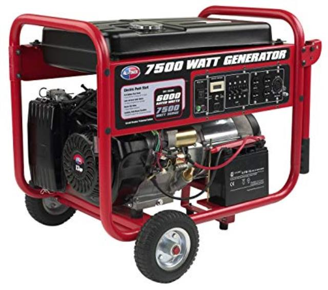 Where to find GENERATOR-7500W in El Dorado