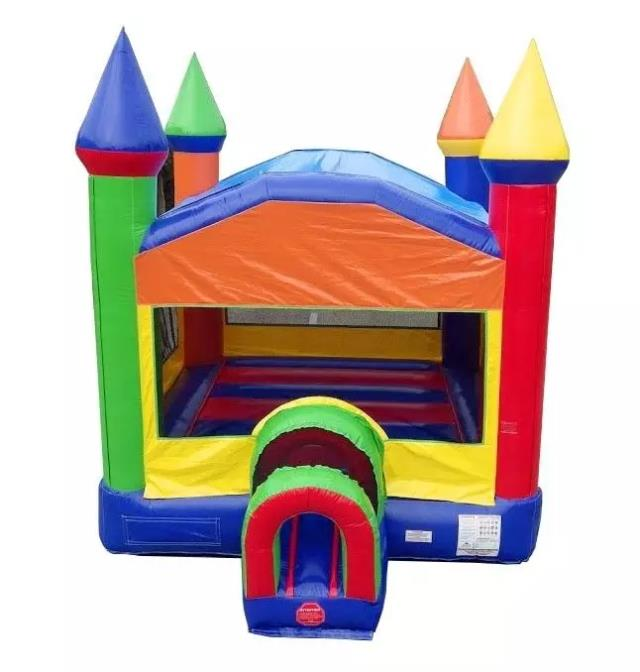 Where to find BOUNCEHOUSE-CASTLE BASIC in El Dorado