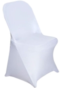 Rental store for CHAIR, COVER, WHITE in El Dorado AR