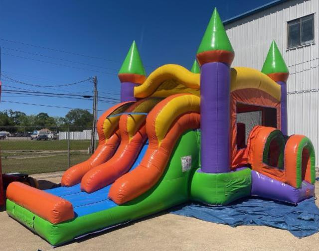 Where to find BOUNCEHOUSE-CASTLE W 2 SLIDES in El Dorado