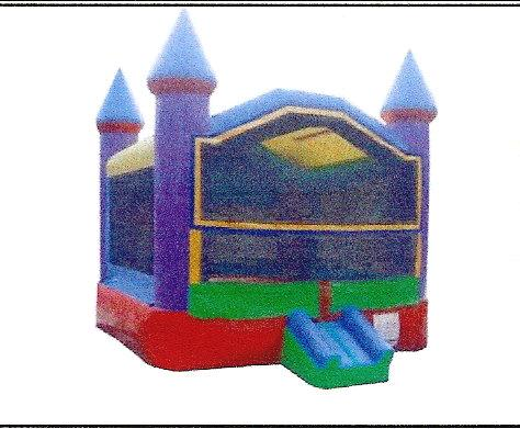 Where to find BOUNCEHOUSE, CASTLE BASIC DYNAMITE in El Dorado