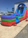 Rental store for BOUNCEHOUSE, SLIDE 15  WET DRY in El Dorado AR