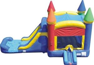 Where to find BOUNCEHOUSE-SLIDE COMBO WET DRY in El Dorado