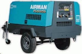 Where to find AIR COMPRESSOR-185 CFM in El Dorado