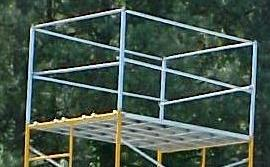 Where to find SCAFFOLD, SAFETY RAIL 5 in El Dorado