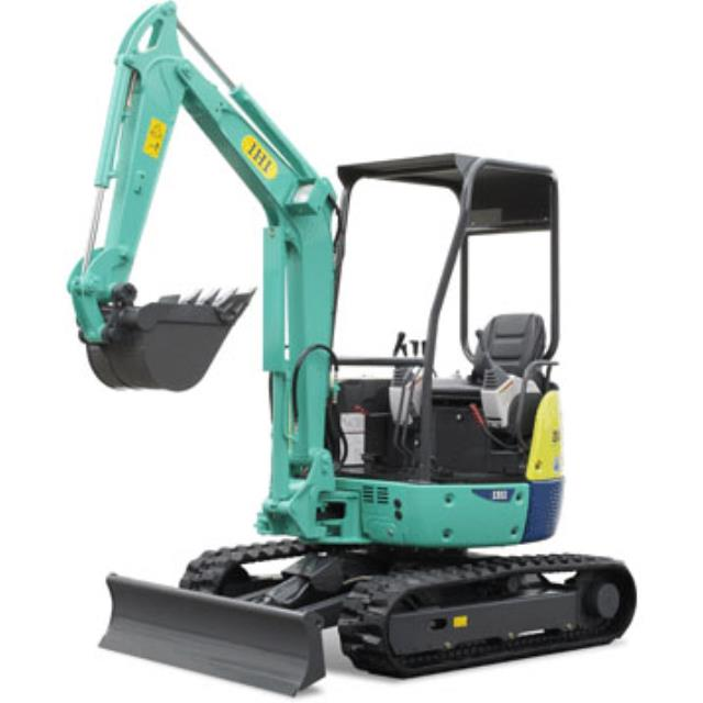Where to find EXCAVATOR IHI 2.5 TON in El Dorado