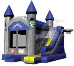 Where to find BOUNCEHOUSE-CASTLE 5 IN 1 W SLIDE in El Dorado