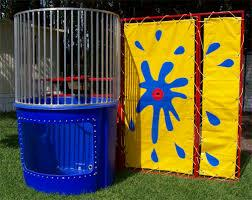 Where to find DUNKING BOOTH, 350 GALLON in El Dorado