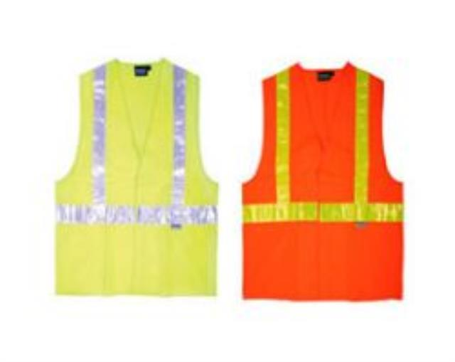 Where to find SAFETY VEST TRAFFIC-LIME GR 2  REFLEC in El Dorado