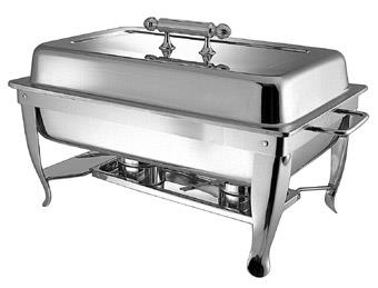 Where to find CHAFER OBLONG SS DLX 8 QT in El Dorado